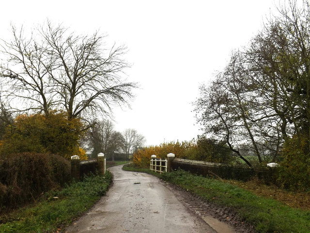 Bridge on Burston Road