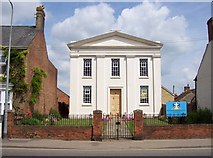 TF0920 : The Methodist Chapel in Abbey Road, Bourne, Lincolnshire by Rex Needle