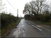 TM1583 : Dickleburgh Road, Shimpling by Adrian Cable