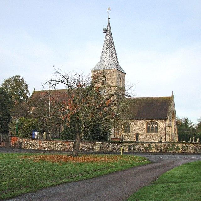Ickleton: St Mary Magdalene