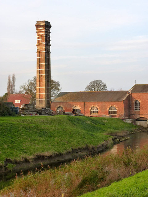 Lade Bank Pumping Station