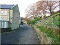 SE0425 : Sowerby Bridge FP538a along Bluebell Walk by Humphrey Bolton
