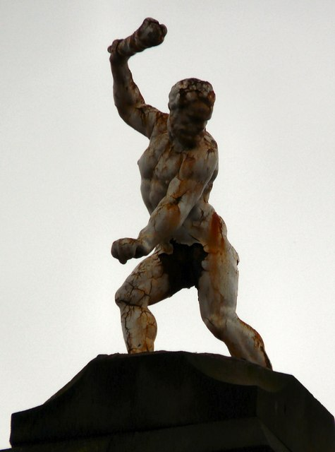 Hercules (front view)