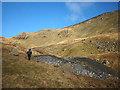 SD2699 : Spoil heap, Upper Level, Seathwaite Copper Mine by Karl and Ali