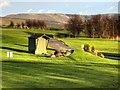 SJ9986 : Shaw Marsh, New Mills Golf Course by David Dixon