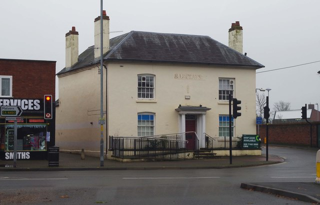 The former Barclays Bank branch, 1 Malvern Road, St. John's, Worcester
