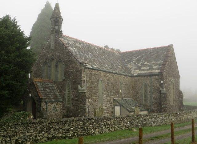 Church of St Mary, Thornthwaite