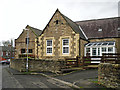 NY7064 : School converted to housing by Rose and Trev Clough
