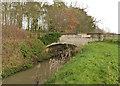 SK6389 : Snape Lane bridge by Alan Murray-Rust