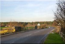 SK6889 : Mattersey Road Bridge by Alan Murray-Rust