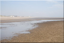 TQ9618 : A runnel, Camber Sands by N Chadwick