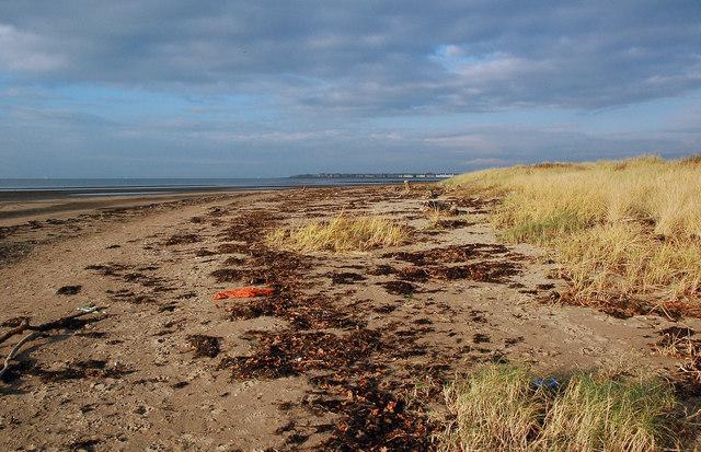 On The Ayrshire Coastal Path