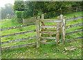 SE0025 : Gate on Hebden Royd FP50 by Humphrey Bolton