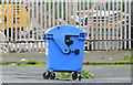 J5979 : Wheelie bin, Donaghadee (November 2014) by Albert Bridge