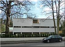 TQ3472 : Six Pillars, Crescent Wood Road by Stephen Richards