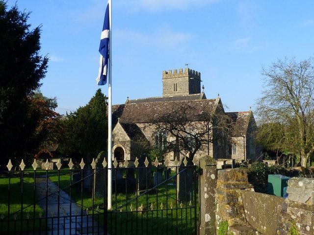 St Andrew's Cromhall