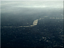 TQ3083 : London from the air by Thomas Nugent