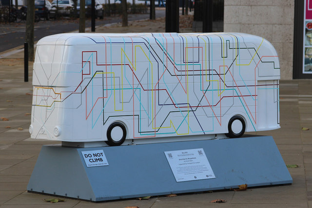 Bus Art, 'Journey to Anywhere'