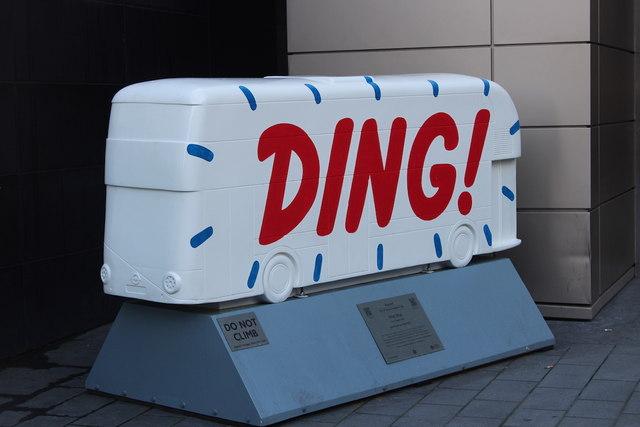Bus Art, 'Ding! Ding!'
