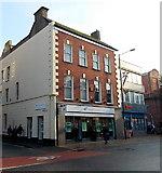 SO8455 : Jelf Clarke Roxburgh office in Foregate Street, Worcester by Jaggery