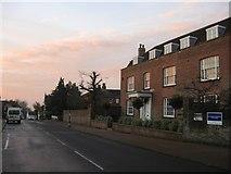 TQ3024 : Cuckfield House, High Street, Cuckfield by Simon Carey