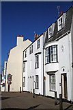 SY6878 : 22A, 23 and 24 Hope Street, Weymouth by Jo Turner