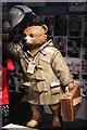 "TQ3281 : ""Sherlock Bear"" Paddington Bear, Museum of London by Oast House Archive"