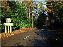 SU9266 : Coronation Road enters South Ascot by Shazz