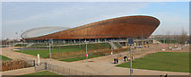 TQ3785 : Velodrome, Queen Elizabeth Olympic Park by Oast House Archive