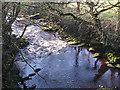 NY5176 : River Black Lyne by Oliver Dixon