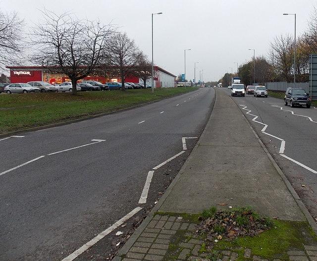 Great Western Way, Swindon