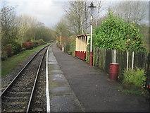 SD7914 : Summerseat railway station, Lancashire by Nigel Thompson