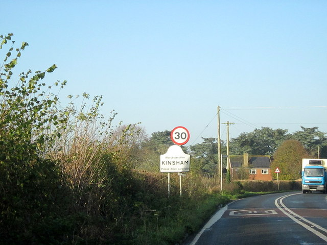 Kinsham Village Sign