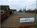 TM1178 : Forge Business Centre & sign by Geographer