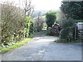 SE0819 : Cliffe Lane - Stainland Road by Betty Longbottom