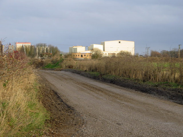 Old Airfield Access Road