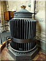 SO5039 : Victorian boiler, Hereford Cathedral by Jonathan Billinger
