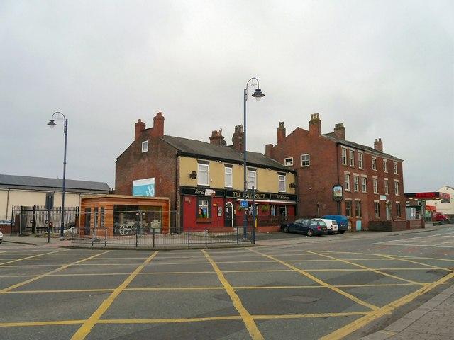 Stockport Road, Denton
