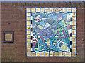 SK4451 : Jacksdale Parish Map by Alan Murray-Rust