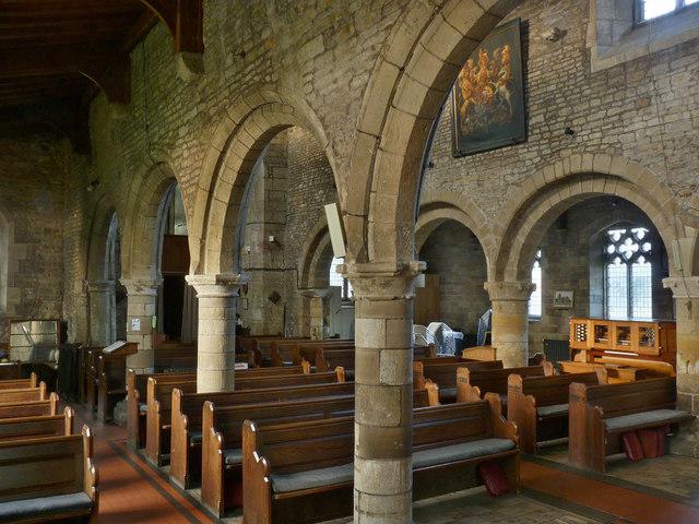 Church of St Helen, Selston