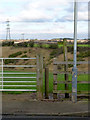 SK4954 : Squeeze stile by Alan Murray-Rust