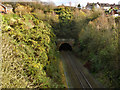 SK5054 : Kirkby Tunnel, west portal by Alan Murray-Rust