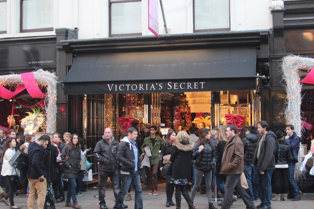 Victoria's Secret, New Bond Street