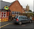 SO7847 : Church of England school and church, Malvern Link by Jaggery