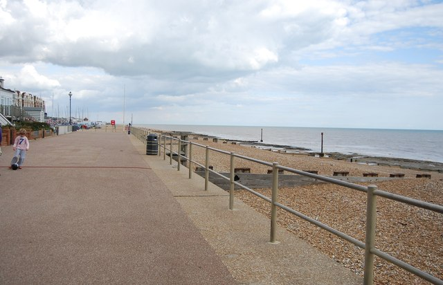 Seafront, Bexhill