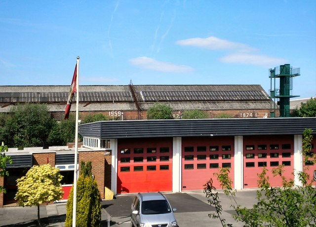 Hyde Fire Station