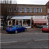 SU5290 : Broadway Butchers, Didcot by Jaggery