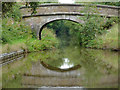 SJ9065 : Wallworths Bridge south of North Rode, Cheshire by Roger  Kidd