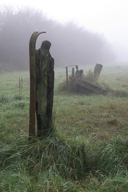 Rockby - Purton ships' graveyard
