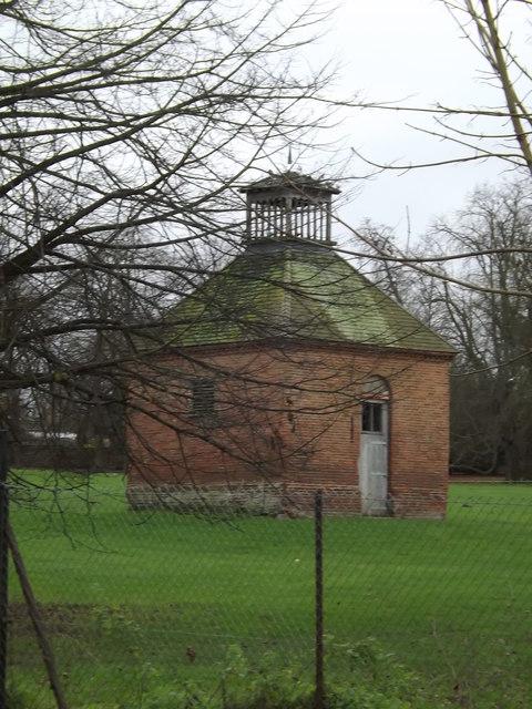 Building in Earlham Park